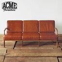 ACME Furniture アクメファニチャー DELMAR SOFA 3P デルマー ソファ 3人掛け 幅195cm【4個口】 B00JN59MK2【ポイント10倍】【送料無料】【S2】