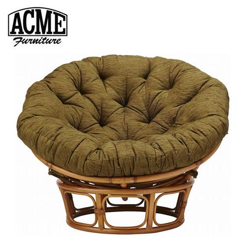 ACME Furniture WICKER EASY CHAIR KHAKI ウィッカー イージーチェア 1人掛け カーキ【ポイント10倍】
