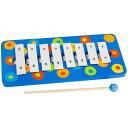【通常便なら送料無料】タティリ サイロフォン(木琴)青 子ども用楽器 ミュージックトイ/Blue Dot Xylophone from Tatiri 30125