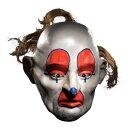 ハロウィン 衣装 雑貨 コスプレ グッズ バットマン ダークナイト ドーピー マスク大人用 コスプレグッズ