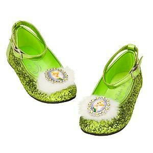 ティンカーベルの靴