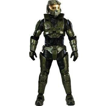 Halo ヘイロー マスターチーフ コスチューム 大人 シューティングゲーム キャラクター コスプレ 仮装