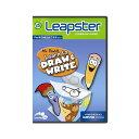 【通常便なら送料無料】リープスター ラーニングゲーム Mr.ペンシルのお絵書きと文字書き/ Leapster Learning Game Mr. Pencil's Learn to Draw and Write【smtb-u】
