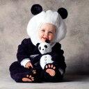 【通常便なら送料無料】トム・アーマ パンダ ベビー用 コスチューム 着ぐるみ 出産祝い / Tom Arma Panda Bear & Toy Signature Collection