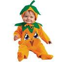 【通常便なら送料無料】【出産祝いに。記念写真の衣装に。コスプレ,ベビー服と着ぐるみ】パンプキン・パイ 赤ちゃん用ハロウィンコスプレ衣装 / Pumpkin Pie Baby Costume