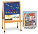 【通常便なら送料無料】【贈ってよろこばれる世界の一流ブランドのおもちゃと教材玩具】物語イーゼル 子供英語・学習・教材 / STORY TELLING EASEL【smtb-u】