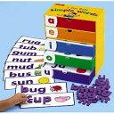 【通常便なら送料無料】【贈ってよろこばれる世界の一流ブランドのおもちゃと教材玩具】やさしい単語を学ぼう 子供英語・学習・教材 / I Can Build Simple Words!【smtb-u】