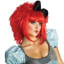ウィッグ アニメ系 コミケ コスプレ 衣装 かわいいお人形 赤毛ウィッグ コスプリ