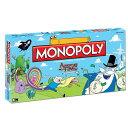 アドベンチャータイム2 ゲーム ボードゲーム モノポリー