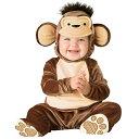 【通常便なら送料無料】着ぐるみ,ベビー,アニマル,子供,ハロウィン,コスプレ,さる,おさるさん / Mischievous Monkey -Sweet Baby Collection