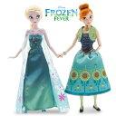 アナと雪の女王 エルサのサプライズ アナ エルサ フィギュア ドール 人形 セット Frozen Fever ディズニー アナ雪 2 グッズ【ex_rakufe...