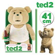 TED ぬいぐるみ TED グッズ TED2 テッド 41cm(16inch) タンクトップを着たTED R指定版 数量限定
