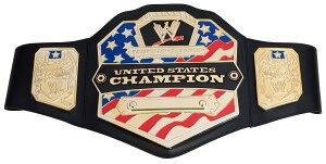 WWE チャンピオンベルト アメリカ 星条旗 おもちゃ マ