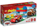 カーズ3 レゴ デュプロ 海外 ディズニー おもちゃ LEG...
