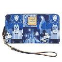 ショッピングディズニー ディズニー 財布 マジックキングダム 45周年記念 クリスマス プレゼント 誕生日 ギフト 贈り物 さいふ
