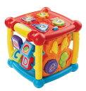 赤ちゃん 幼児 知育玩具 海外 英語 おもちゃ VTech Busy Learners Activity Cube