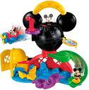 Fisher-Price フィッシャープライス おもちゃ ミッキーマウス ミニーマウス クラブハウス Fly N Slid ディズニー 海外 おもちゃ