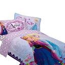 アナと雪の女王 グッズ シングル サイズ 掛布団 ツインベッド用 コンフォーター Frozen ディズニー