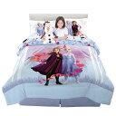 アナ雪 ディズニー ベッドセット 布団 シーツ 枕カバー フルサイズ 寝具 アナと雪の女王 Disney Frozen 2 通常便は送料無料