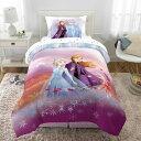アナ雪 ディズニー ベッドセット シングルサイズ リバーシブル 布団 寝具 アナと雪の女王 Disney Frozen 2 通常便は送料無料