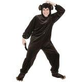 モンキー 大人用 着ぐるみ コスチューム ハロウィン 動物 猿 コスプレ パーティー 劇 舞台 パフォーマンス お笑い