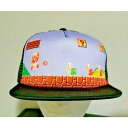ショッピングマリオカート スーパーマリオブラザーズ 帽子 マリオカートハット ボウザー ファイヤーボール BNWT 野球帽