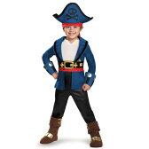 ディズニー ジェイクとネバーランドのかいぞくたち ピーターパン ジェイク コスチューム 子供用 ハロウィン コスプレ衣装
