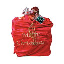 サンタクロース 赤い 大袋 スリスマス プレゼント バック 荷物 コスプレ 小物 小道具