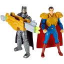 バットマン vs スーパーマン ジャスティスの誕生 フィギュア 人形 セット 映画 アメコミ ヒーロー キャラクター DCコミックス