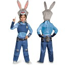 ズートピア ジュディ コスプレ 衣装 幼児 子供 コスチューム ハロウィン イベント パーティー ウサギ あす楽
