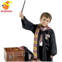 ハリーポッター コスプレ 子供 ハリー コスチューム 杖 トランク 付き ハロウィン イベント パーティー ハリポタ