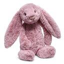 ジェリーキャット バシュフルシリーズ ぬいぐるみ ピンク チューリップ バニー うさぎ バニー 動物 おもちゃ 玩具 雑貨 王室 セレブ御用達 出産祝い 誕生日祝い