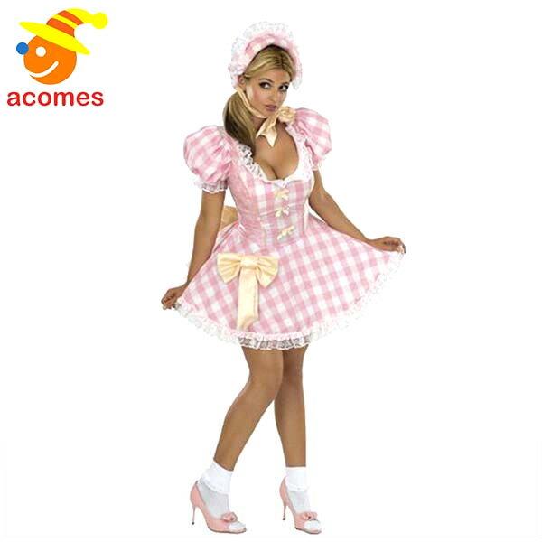 ハロウィン 大人 女性用 赤ちゃん服 ベビー服 ピンク ロリータ 幼児 コスプレ コスチューム
