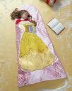 子供 インテリア 寝袋 美女と野獣 ベル ディズニー プリンセス グッズ 女の子用 寝具 子供部屋 インテリア