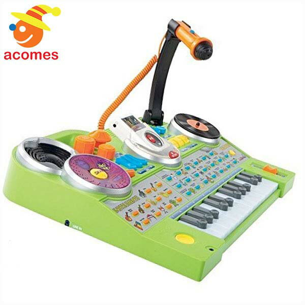 子供楽器スタジオミュージシャンミキシング音楽プレーヤーDJおもちゃギフトプレゼント