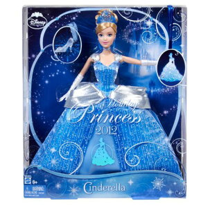 シンデレラ 人形 フィギュア ディズニー グッズ おもちゃ プリンセス ドール 2012