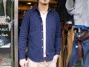 肉厚で丈夫な単色のフランネル生地は別注。スウェットやジャケットの下にも活躍するアメカジの定番ですACOUSTIC(アコースティック)SOLID SLIM FLANNEL SHIRTS(ソリッドスリムフランネルシャツ)【3色展開/単色ネルシャツ!】30年代アメリカワークデザインをスリム&ジャスト丈に変更年間使用、アメカジ定番!!