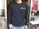 ACOUSTIC(アコースティック)SOUTH CAROLINA L/S TEE(頑丈なロングTシャツ)【絶対に首の伸びない丈夫なロングTシャツ】【3色展開(WHITE,NAVY,BLACK)】ユニセックス 大きなサイズあり【2016秋冬新作ロングTシャツ】10P01Oct16