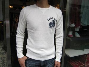 アコースティック サーマル Tシャツ