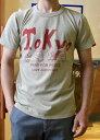 SMART SPICE(スマートスパイス)TOKYO TEE丈夫 日本製 丸胴ボディ 頑丈メンズTシャツ レディースTシャツ ユニセックス 2色展開 送料無料