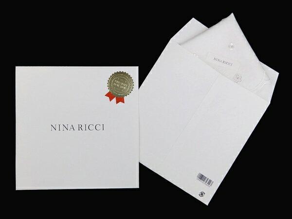 ニナ・リッチ NINA RICCI 専用パッケージ 単品ハンカチ同時購入限定 PA001【楽ギフ_包装】