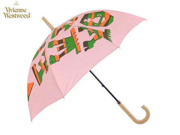 ヴィヴィアンウエストウッド Vivienne Westwood雨傘16,200円以上で送料無料 無料ラッピング指定可 明日楽対応商品 v0828 【 プレゼント ブランド オーブ 傘 長傘 新作 レディース 】