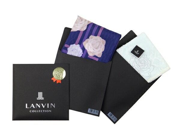 ランバン LANVIN専用パッケージ 単品ハンカチ同時購入限定 LV000
