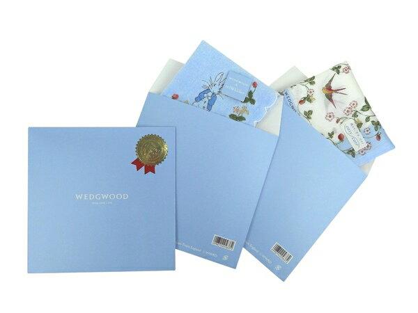 ウェッジウッド WEDGWOOD専用パッケージ 単品ハンカチ同時購入限定 WW000