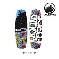 2016 LIQUID FORCE リキッドフォース ウェイクボード WAKEBOARD TRIP 138の画像