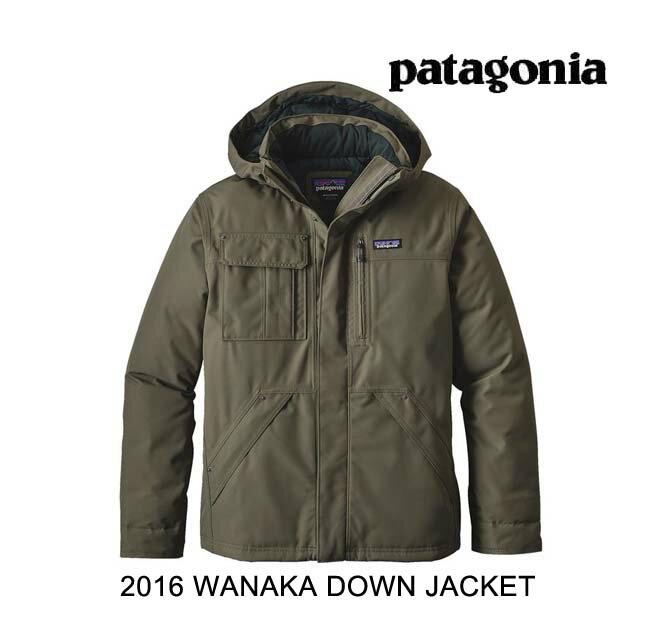 2016 PATAGONIA パタゴニア ダウン ジャケット WANAKA DOWN JACKET INDG INDUSTRIAL GREEN
