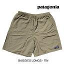 PATAGONIA パタゴニア ショートパンツ バギーズ ロ...