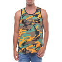 LRG タンクトップ survival tactics tank top Camo