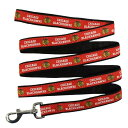 Chicago Blackhawks NHL Dog Leash ユニセックス