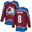 Fanatics Authentic Cale Makar Colorado Avalanche Autographed Burgundy Adidas Authentic Jersey ユニセックス
